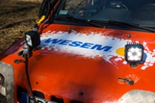 We are driving with WESEM off-road team!
