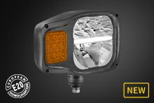 Advanced lighting for construction vehicles – EGV1 LED headlamp